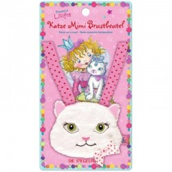Prinzessin Lillifee Brustbeutel Katze Mimi