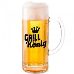 Bierkrug - Grillkönig