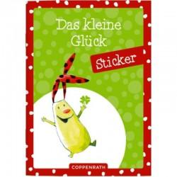 Stickerbuch - Das kleine Glück