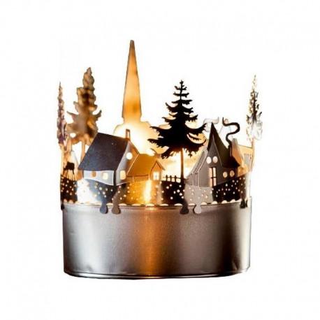 frohe weihnacht berall maxiteelicht deko. Black Bedroom Furniture Sets. Home Design Ideas