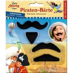 Capt'n Sharky - Piraten-Bärte