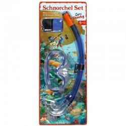 Capt'n Sharky - Schnorchel Set