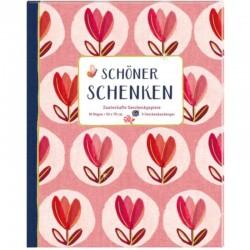 Geschenkpapier-Buch - Schöner schenken All about red