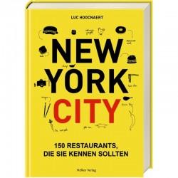 New York City - Food-Reiseführer