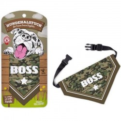 Hundehalstuch Boss gross
