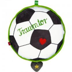 Baby Glück Spieluhr Fussball