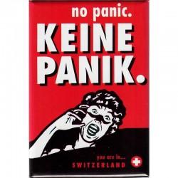 Magnet keine Panik
