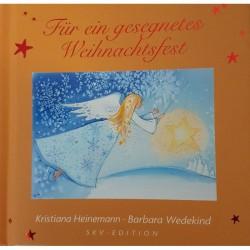 Geschenkbuch - Für ein gesegnetes Weihnachtsfest