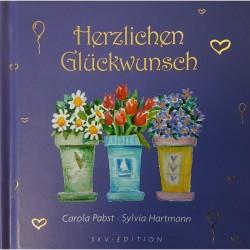 Geschenkbuch - Herzlichen Glückwunsch