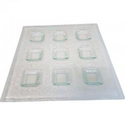Glasplatte Cabarets Axum