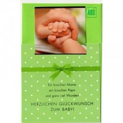 Baby Karte Hände