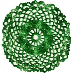 Tischdecke Farbverlauf grün