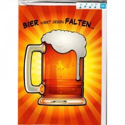 Soundkarte Bier Bavarian Fun