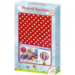 Garden Kids Windrad Bastel-Set