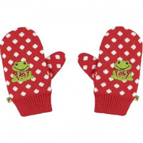 Garden Kids Kinder-Handschuhe Fröhliche Tupfen