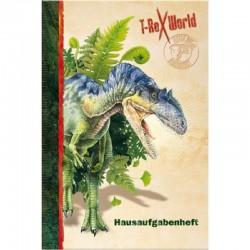 T-Rex World Hausaufgabenheft A5
