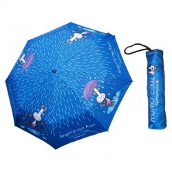 Mumu Cow - Regenschirm blau