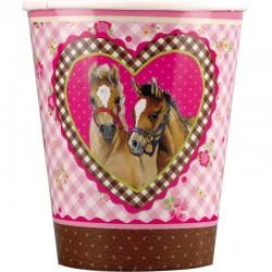 Pferdefreunde - Partybecher