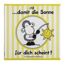 Sheepworld - Geschenkbuch Sonne