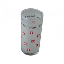 Glas matt - Switzerland